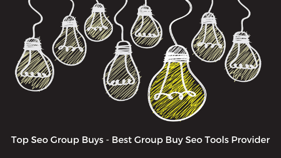 Top Seo Group Buys - Best Group Buy Seo Tools Provider